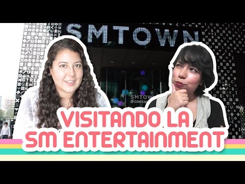 EP 21 - ¡VISITANDO LA SM ENTERTAINMENT!
