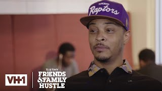 Toya Wright Helps TIP Repair His Marriage | T.I. & Tiny: Friends & Family Hustle
