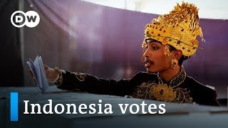 Indonesia election 2019: What do the exit polls predict? | DW News