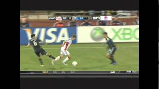 Lee Nguyen - all touches in first MLS game - New England Revolution vs San Jose Earthquakes (3/10/20