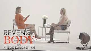 Khloé Kardashian Meets Stephanie For Her Revenge Body | Revenge Body With Khloé Kardashian | E!
