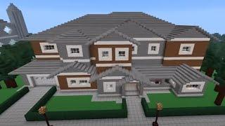 Minecraft House Tour: Redstone Edition