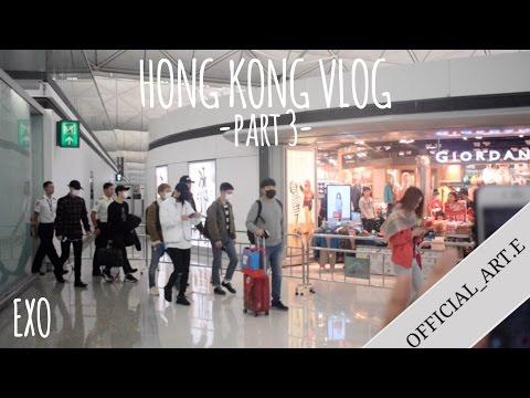 WE MET EXO!!! | HK Vlog : Part 3 | Official_Art