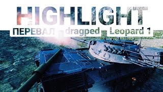 Highlight - Leopard 1. dragped