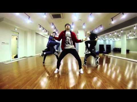 SHINee everybody 日本語 japanese dance practice