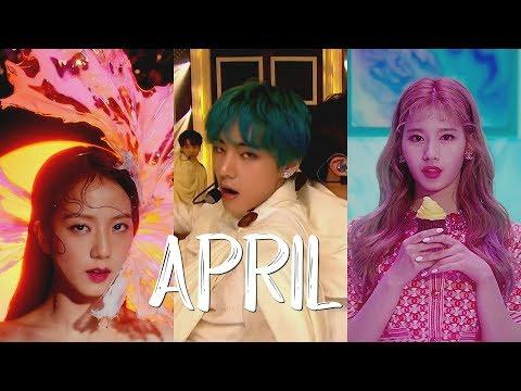 50 OF THE BEST KPOP SONGS IN 2019! - APRIL