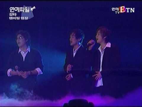 Kangta & Group S - Doll Live