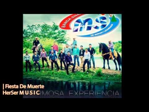 Fiesta De Muerte - Banda MS (CD 10° Aniversario: Hermosa Experiencia / 2013)