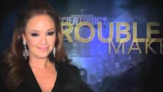 Leah Remini EXPOSES Scientology