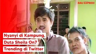 Nyanyi di Kampung, Duta Sheila On7 Trending di Twitter