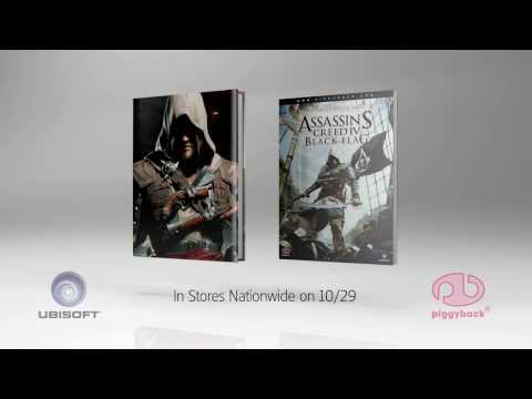 Assassins Creed IV: Black Flag Collector's Edition Game Guide Preview Trailer