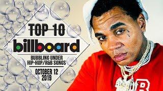 Top 10 • US Bubbling Under Hip-Hop/R&B Songs • October 12, 2019 | Billboard-Charts