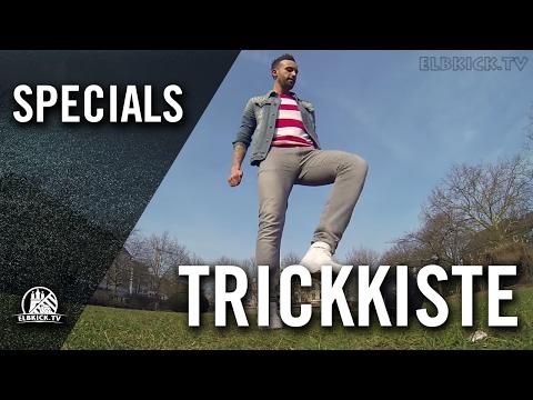 Trickkiste mit Danny Qasem (Barsbütteler SV) | ELBKICK.TV