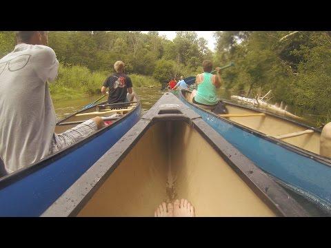 Jcr Canoe Trip | 2016