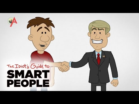 Politics (The Idiot's Guide To Smart People Ep. 1 Of 3) - Smashpipe Comedy