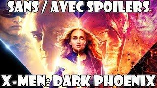 Dark Phoenix : critique et comparaison aux Comics !