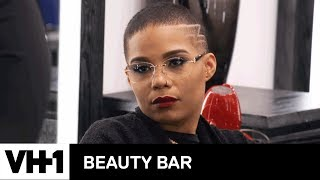 Vee Rubs Amara La Negra The Wrong Way | VH1 Beauty Bar