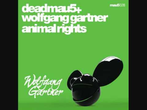 Deadmau5 & Wolfgang Gartner - Animal Rights (Radio Edit)