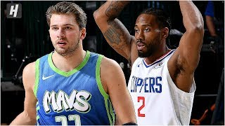 Los Angeles Clippers vs Dallas Mavericks - Full Game Highlights | November 26, 2019 NBA Season