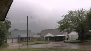 May 20th Moore tornado, view from my house