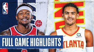 WIZARDS at HAWKS   FULL GAME HIGHLIGHTS   January 26, 2020