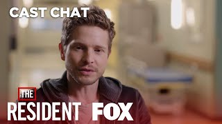 Matt Czuchry As Dr. Conrad Hawkins | Season 1 | THE RESIDENT
