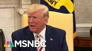 Trump Doubles Down Controversial Message To Jewish Americans: 'King Of The Jews' | Deadline | MSNBC