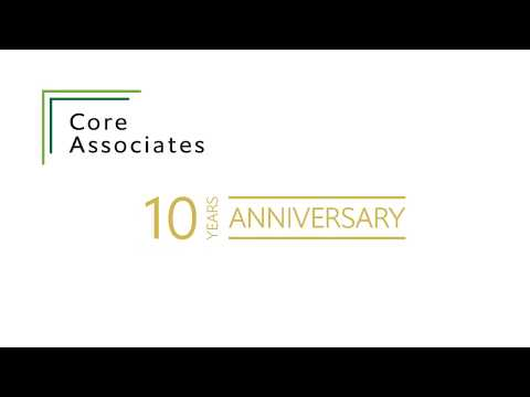 Core Associates Celebrates 10 Years