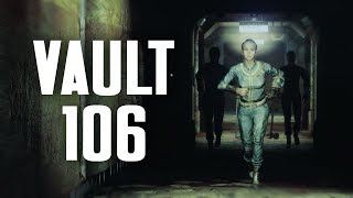 The Psychotic Experiment of Vault 106 - Fallout 3 Lore