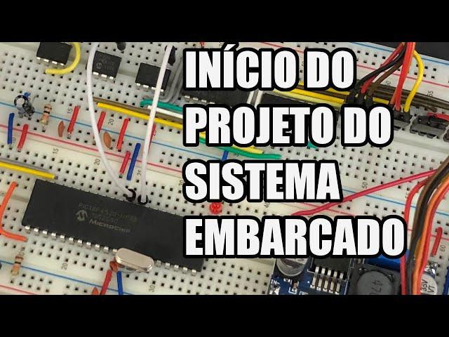 INÍCIO DO PROJETO DO SISTEMA EMBARCADO DO ROBÔ ASPIRADOR | Usina Robots US-3 #022