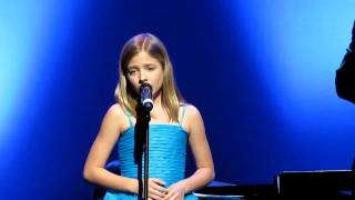 The Lord's Prayer by Jackie Evancho - DWM in Concert Nokia Theatre LA Live! 02/24/2012