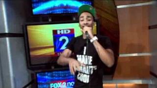 Prince Ea on FOX NEWS - Interview on Viral Video + Freestyle
