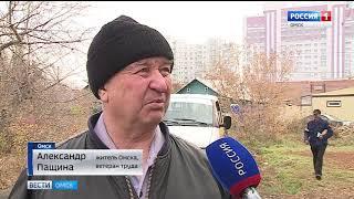 Жители посёлка Каржас жалуются на бездействие чиновников