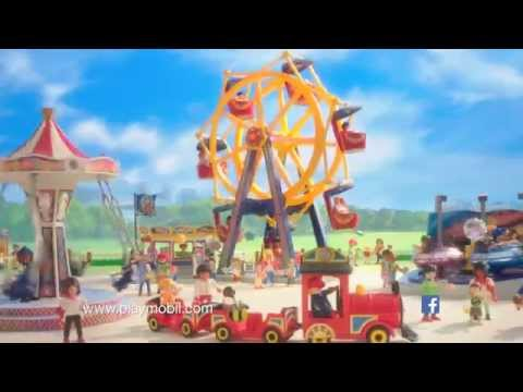 PLAYMOBIL Summer Fun kermis