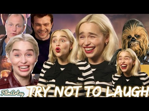 Solo: A Star Wars Story Bloopers and Funny Moments(Part-1) - Emilia Clarke Funny 2018