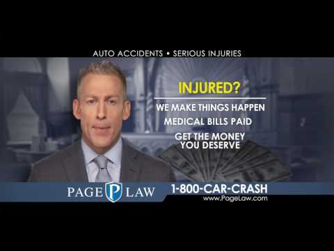 St. Louis Personal Injury Lawyers | Page Law