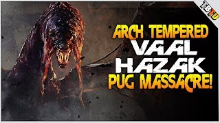 ARCH TEMPERED VAAL HAZAK! NO ONE CAN SURVIVE! Monster Hunter World Events