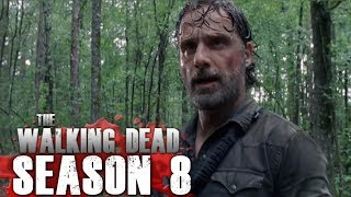 The Walking Dead Season 8 Episode 6 - The King, The Widow, and Rick  - Video Predictions