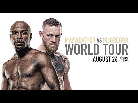 Najważniejsze Fakty z Londynu: McGregor zamierza zdominować rynek bokserski po wygranej z Floydem