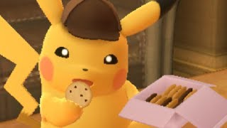 DETECTIVE PIKACHU MYSTERY BOX FROM NINTENDO UNBOXING!