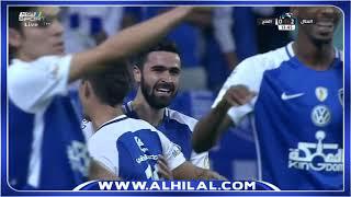 هدف الهلال الثاني على الفتح عن طريق عمر خربين - الدوري السعودي ...