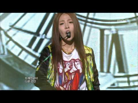 BoA(Feat.SHINee Tae-min) - Only One, 보아(Feat.SHINee 태민) - 온리원, Music Core 20120811