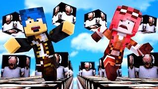Minecraft ITA - LA CORSA DEI LUCKYBLOCK DI GRANNY!!