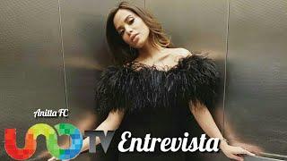 """Uno TV - Entrevista (Anitta) 🎤  Anitta Fala Sobre """"DownTown"""" E """"Sua Cara"""" 🎶"""
