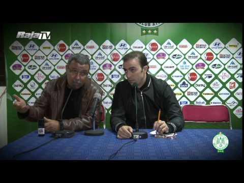 CONFERENCE DE PRESSE RCA VS CRA