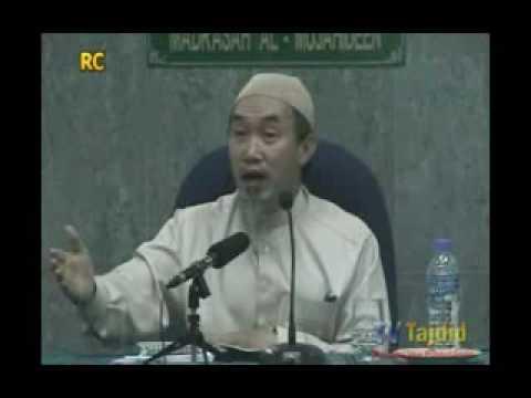 Ustaz Hussein Yee Amalan Kita Ikut Siapa 3 7