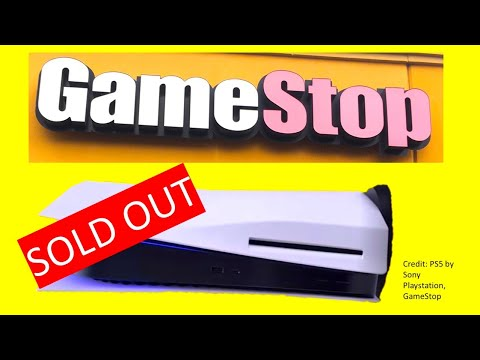 GameStop SOLD OUT by 6AM in Person ONLINE pre-orders are LIVE! #ps5preorders #ps5