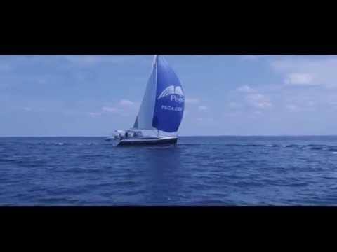 Pega Sail Video Shoot