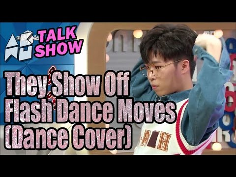 [AKMU on Talk Show] Dance Cover 'Super Junior+SHINee+Girls Generation' 20170315