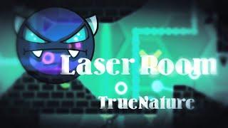 Geometry Dash - Laser Room by TrueNature 100% (easy demon)